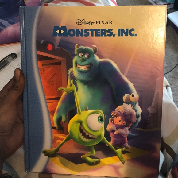 Disney Pixar Other Monsters Inc Poshmark